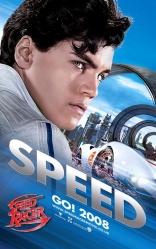 Спиди-гонщик плакаты
