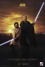 Звездные войны: Эпизод II — Атака клонов плакаты