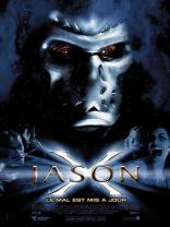 Джейсон X плакаты
