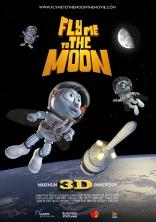 Мухнем на Луну 3D плакаты
