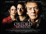 Убийства в Оксфорде плакаты
