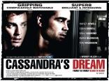 Мечта Кассандры плакаты