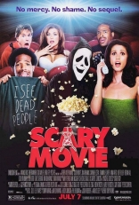 Очень страшное кино плакаты