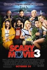 Очень страшное кино 3 плакаты