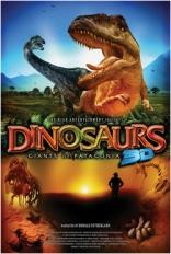 Динозавры 3D: Гиганты Патагонии плакаты