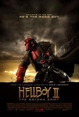 Хеллбой II: Золотая армия плакаты
