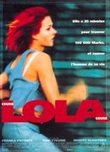 Беги, Лола, беги плакаты