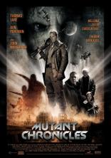 Хроники мутантов плакаты