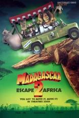 Мадагаскар 2 плакаты