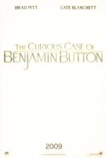 Загадочная история Бенджамина Баттона плакаты