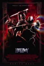 Хеллбой: Герой из пекла плакаты