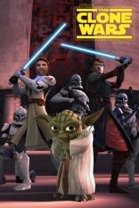 Звездные войны: Войны клонов плакаты
