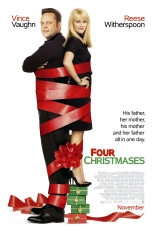 Четыре Рождества плакаты