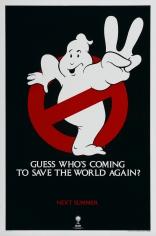 Охотники за привидениями II плакаты