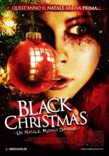 Черное Рождество плакаты