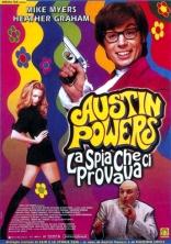 Остин Пауэрс: Шпион, который меня соблазнил плакаты