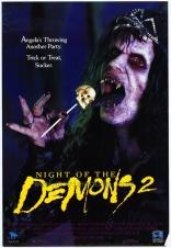 Ночь демонов 2 плакаты