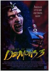 Ночь демонов III плакаты