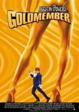 Остин Пауэрс — Голдмембер плакаты