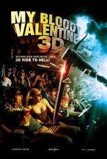 Мой кровавый Валентин 3D плакаты