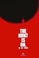 Охота за «Красным октябрем» плакаты
