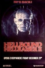 Восставший из ада II плакаты