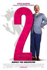 Розовая пантера 2 плакаты