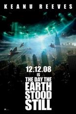 День, когда Земля остановилась плакаты