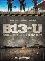 13-й район: Ультиматум плакаты