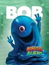 Монстры против пришельцев плакаты