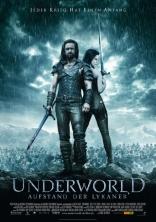 Другой мир: Восстание Ликанов плакаты