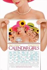 Девочки из календаря плакаты
