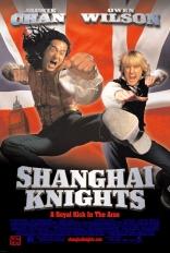 Шанхайские рыцари плакаты