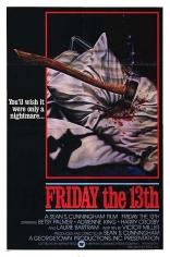 Пятница, 13-ое плакаты