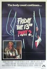 Пятница, 13-ое, часть 2 плакаты