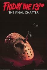 Пятница, 13-ое: Последняя глава плакаты