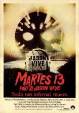 Джейсон жив: Пятница, 13-ое, часть VI плакаты