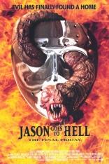 Джейсон отправляется в ад: Последняя пятница плакаты