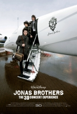 Концерт братьев Джонас* плакаты