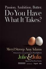 Джули и Джулия: готовим счастье по рецепту плакаты