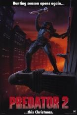 Хищник 2 плакаты