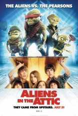 Пришельцы на чердаке плакаты