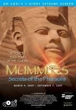 Мумия 3D: Загадки фараонов плакаты
