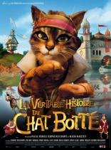 Правдивая история Кота в сапогах плакаты