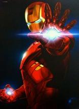 Железный человек 2 плакаты