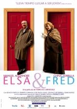 Эльза и Фред плакаты