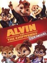 Элвин и бурундуки 2 плакаты