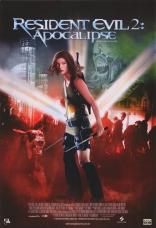 Обитель зла II: Апокалипсис плакаты