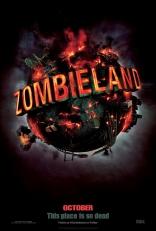 Добро пожаловать в Zомбилэнд плакаты