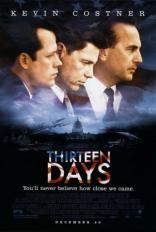 Тринадцать дней плакаты